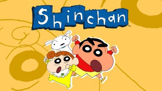 Shin Chan Famous Cartoon Character