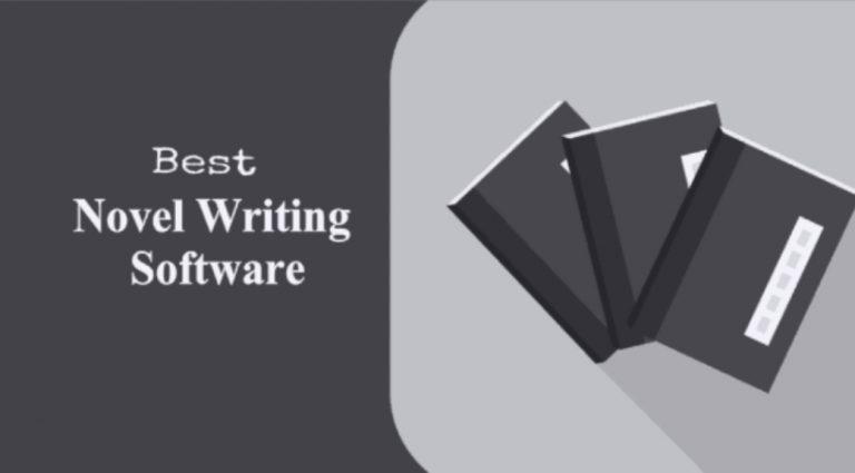 free novel writing software for windows 10