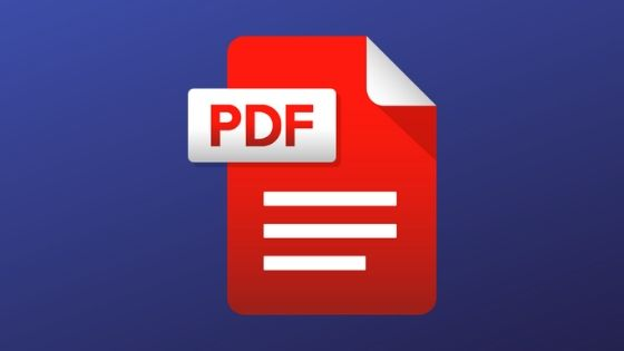 how to create pdf
