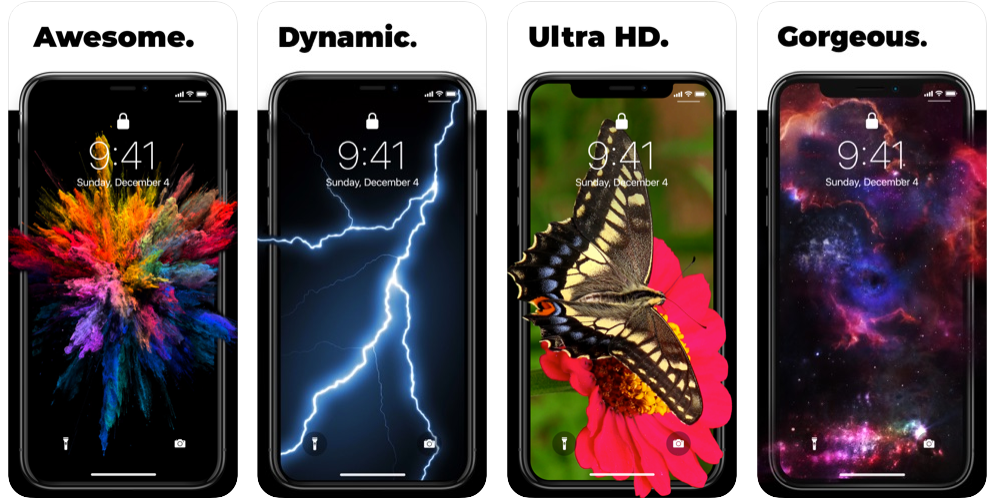 best iphone app for live wallpaper