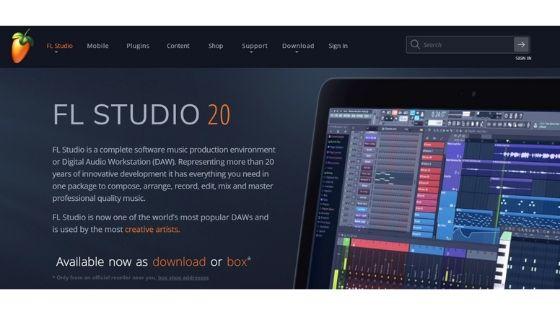 FL Studio free beat making software