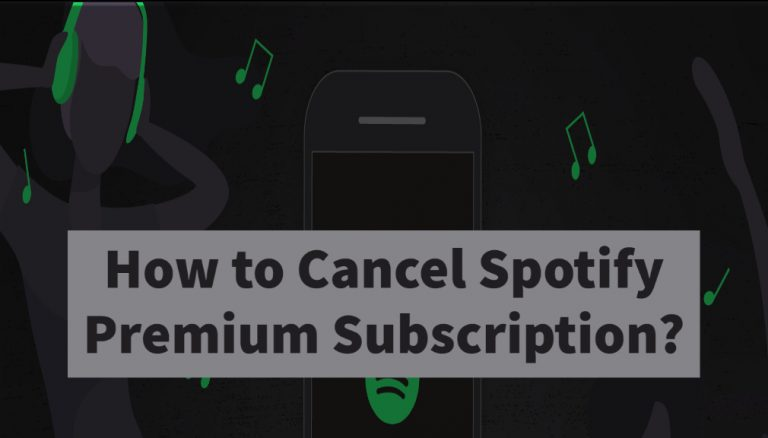 How to Cancel Spotify Premium Subscription