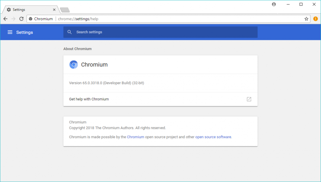 chromium fastest browser for windows