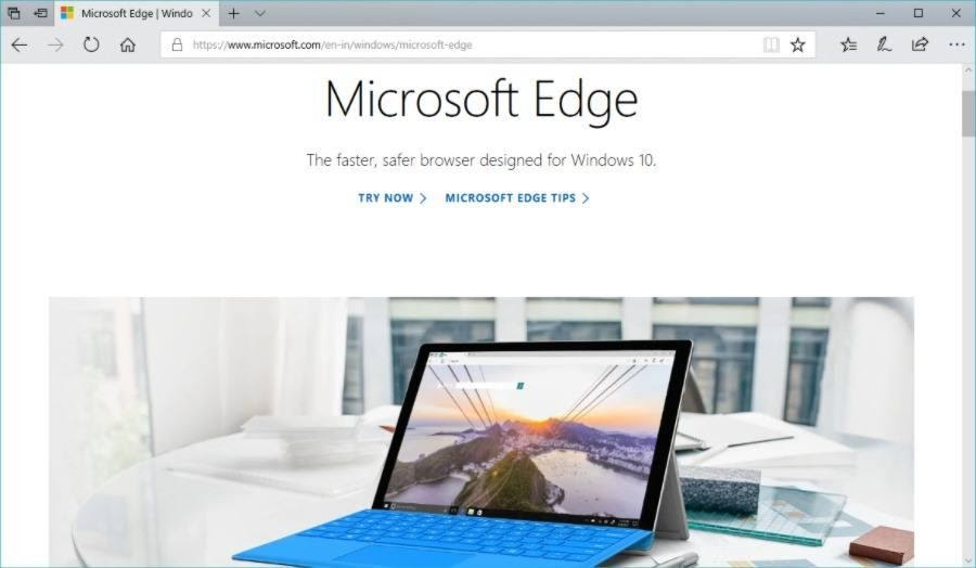microsoft edge fastest browser for windows 10