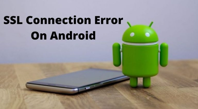 SSL Connection Error On Android