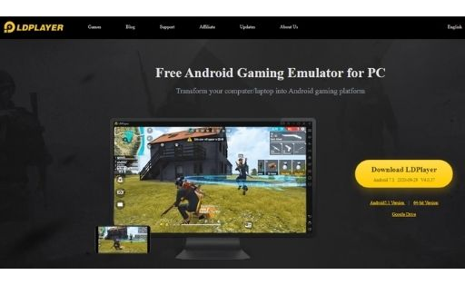 ldplayer android emulator for pc
