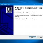 Enable Group Policy Editor (gpedit.msc) In Windows 10