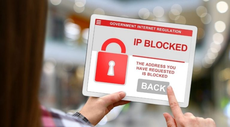 How To Block IP Address