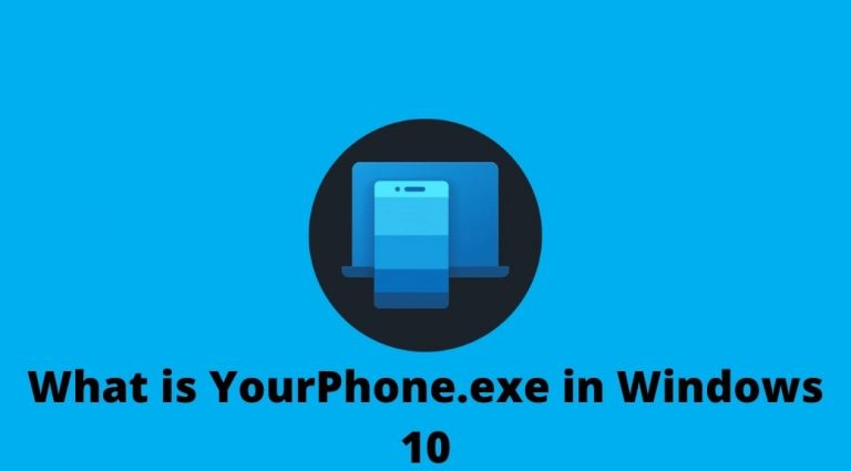 what is yourphone exe