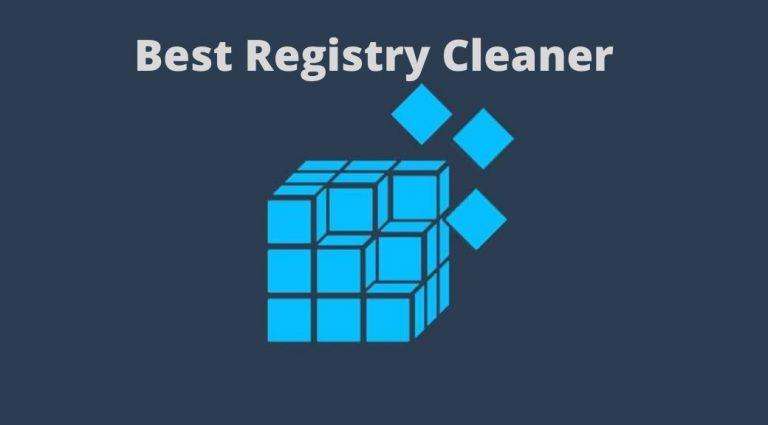 Best Registry Cleaner for windows 10