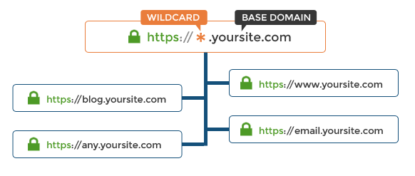 ssl2buy wildcard ssl certificate