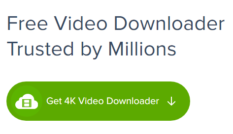 4k video downloader to download blocked youtube video