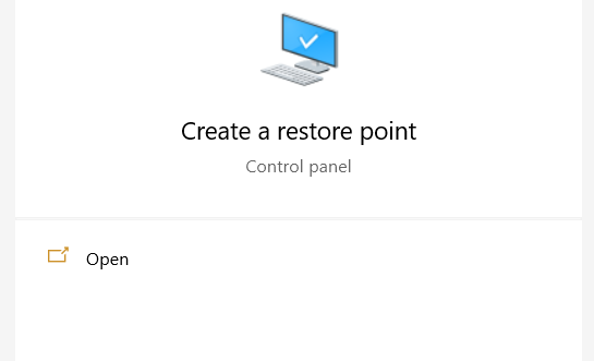 create store point